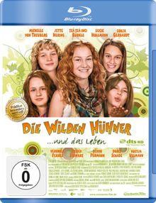 Die wilden Hühner und das Leben [Blu-ray]