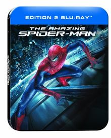 The amazing spider-man [Blu-ray] [FR Import]