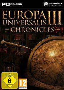 Europa Universalis III Chronicles (PC)