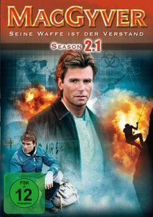 MacGyver - Season 2, Vol. 1 [3 DVDs]
