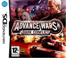 Advance Wars dark conflict - Nintendo DS - PAL