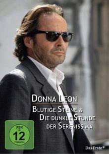 Donna Leon - Blutige Steine / Die dunkle Stunde der Serenissima
