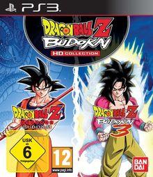 Dragonball Z: Budokai - HD Collection
