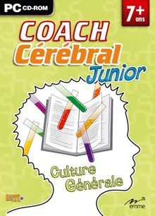 Coach cerebral Junior 2 - Culture générale (7+) [Import]
