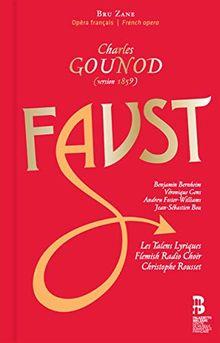Gounod: Faust - Urfassung 1859 (3 CD + Buch)
