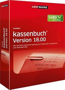 Lexware kassenbuch 2019|Box (Jahreslizenz)|für Freiberufler, Handwerker und Kleinbetriebe|Software für KassenVerwaltung und Finanzbuchhaltung|Kompatibel mit Windows 7 oder aktueller