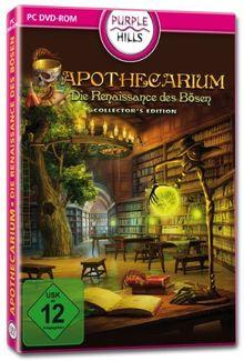 Apothecarium: Die Renaissance des Bösen