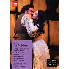 Puccini: La Bohème [3 DVDs]