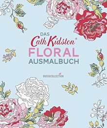Cath Kidston FLORAL Ausmalbuch