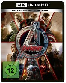 Marvel's The Avengers - Age of Ultron (4K Ultra HD) (+ Blu-ray 2D)