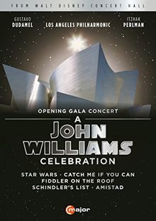 A John Williams Celebration (Opening Gala Concert - Los Angeles 2014) [DVD]