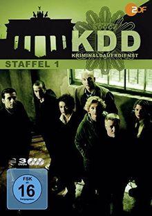 KDD - Kriminaldauerdienst - Staffel 1 [3 DVDs]