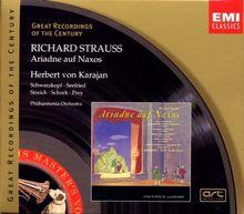 Strauss: Ariadne auf Naxos (Gesamtaufnahme) (deutsch)