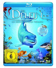 Der Delfin - Die Geschichte eines Träumers [Blu-ray]
