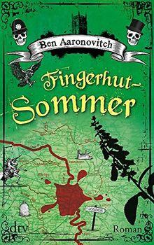Fingerhut-Sommer: Roman (dtv Unterhaltung)
