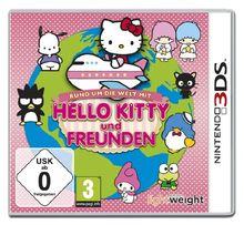 Hello Kitty und Freunde - Rund um die Welt (3DS)