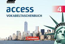 English G Access - Allgemeine Ausgabe: Band 4: 8. Schuljahr - Vokabeltaschenbuch