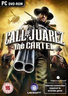 [UK-Import]Call of Juarez The Cartel Game PC
