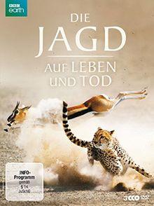 Die Jagd - Auf Leben und Tod [3 DVDs]
