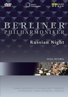 Die Berliner Philharmoniker - Russian Night