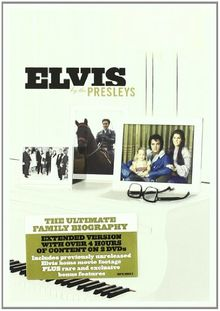 Elvis Presley - Elvis by the Presleys (OmU) [2 DVDs]