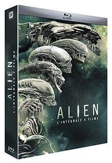 Alien : L'intégrale 6 Films [Blu-ray]