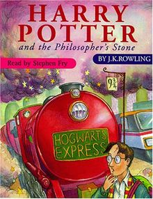 Harry Potter 1 and the Philosopher's Stone. 6 Cassetten.: Complete & Unabridged (Cover to Cover)