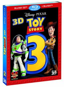 Toy story 3 [Blu-ray] [FR Import]