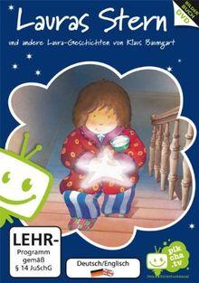 Lauras Stern - Bilderbuch-DVD