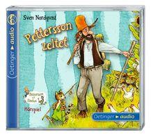 Pettersson zeltet (CD): Hörspiel, ca. 25 min
