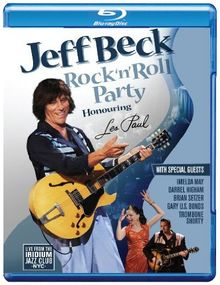 Jeff Beck - Rock'n'Roll Party/Honouring Les Paul [Blu-ray]