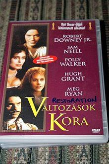 Restoration - V?ltoz?sok Kora by Robert Downey Jr.