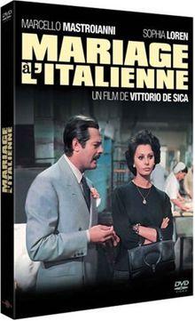 Mariage à l'italienne [FR Import]