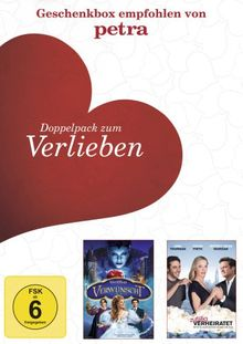 Petra Geschenkbox: Verwünscht / Zufällig verheiratet [2 DVDs]