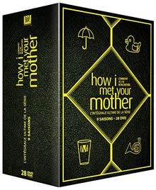 Coffret intégrale how I met your mother [FR Import]