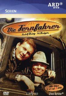 Die Fernfahrer alle Folgen - Die komplette Serie (3 DVDs)