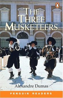 The Three Musketeers. Mit Materialien. (Lernmaterialien): Peng2:Three Musketeers Dumas NE (Penguin Readers: Level 2)