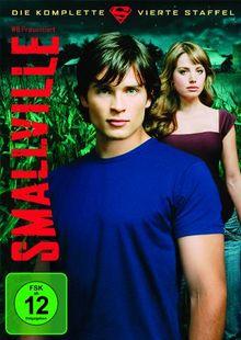 Smallville - Die komplette vierte Staffel (6 DVDs)