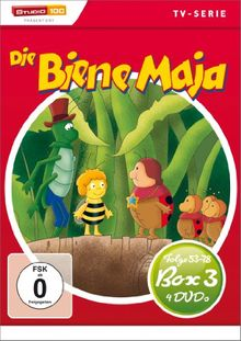 Die Biene Maja - Box 3 [4 DVDs]