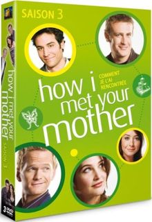 How I met your mother, saison 3 [FR Import]