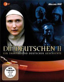 Die Deutschen, Staffel II (5 Blu-rays im Geschenkschuber zum Vorzugspreis) Gesamtlänge: 450 Min.