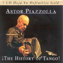 The History of Tango