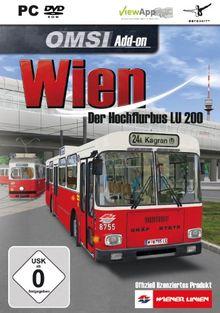 OMSI - Der Omnibussimulator: Wien (Add-On) - Der Hochflurbus LU 200