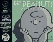 Die Peanuts Werkausgabe, Band 8: 1965-1966: Die endgültige sammlung des Comic-Meisterwerks / Einführung von Denis Scheck / Tages und Sontagsstrips