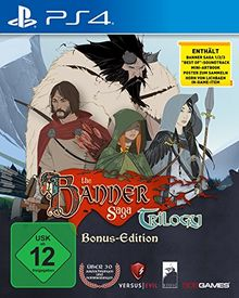 The Banner Saga Trilogy - [PlayStation 4]