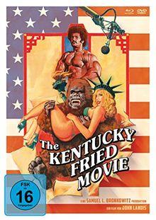 Kentucky Fried Movie - Mediabook (1 Blu-ray + 2 DVDs) (exklusiv bei Amazon.de) [Limited Edition]