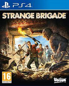 Strange Brigade Jeu PS4