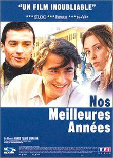 Nos meilleures années - Coffret 3 DVD