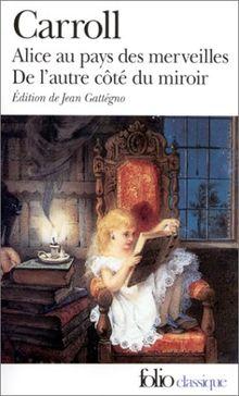 Alice au pays des merveilles (Folio (Domaine Public))