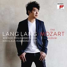 The Mozart Album (Standard)
